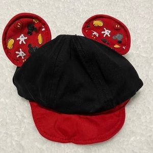 3/$10!! Disney Parks Mickey Mouse Baby Hat